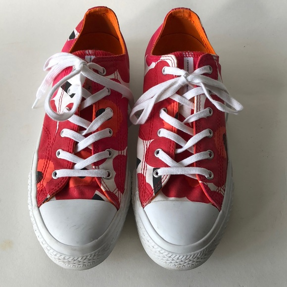 6dce2939937b Converse Shoes - Marimekko Converse All⭐️Star Low Top Sneaker Shoes